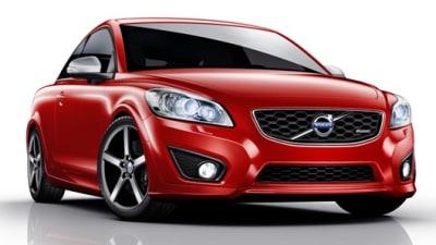 Volvo C30 R-Design Revealed Ahead Of Frankfurt Show