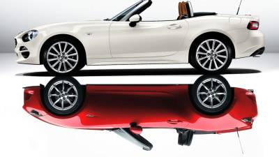Fiat 124 vs Mazda MX-5 - What's the difference?