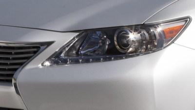 No plans for Lexus ES Midsizer In Australian Range