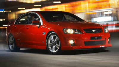 SS Chevrolet: Commodore Exports Returning To US Market In 2013