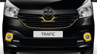 New Renault Trafic Formula Edition revealed