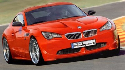 2009 BMW M10 supercar in the werks?