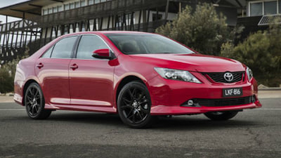 2016 Toyota Aurion - Price And Features For Australia