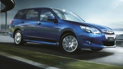 2013 Subaru Liberty Exiga Adds Seventh Seat For Australia