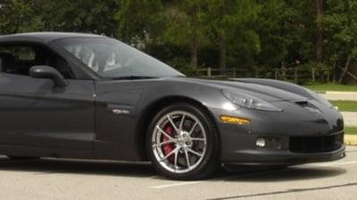 2010 Chevrolet Corvette Z06 Details Revealed