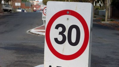 Canberra Considering 30km/h Limits, New Laws For 'High-Risk' Drivers