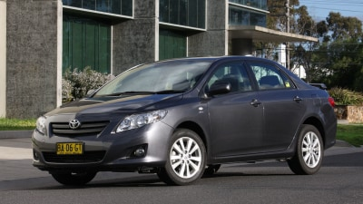 2010 Toyota Corolla Range Now With VSC As Standard
