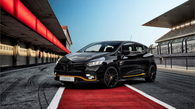 Clio RS 18 Joins Hot Hatch Line-Up
