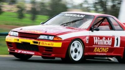Bathurst-winning Group A GT-R For Sale