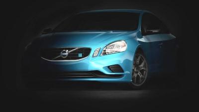 Volvo's S60 Polestar High-performance Sedan Teased: Video