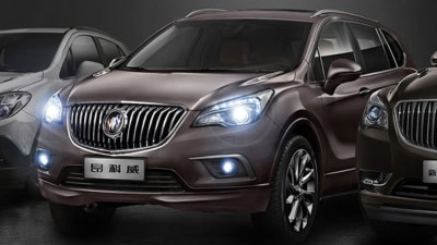 Buick Envision SUV Surfaces Again, Holden Captiva Replacement Coming?