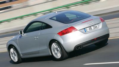 2007 Audi TT modern classic review