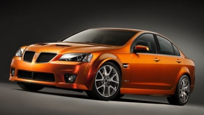 Pontiac G8 GXP Sees An Early End, No Chance Of Reprieve