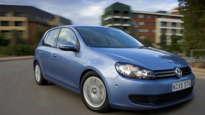 2009 Volkswagen Golf Named World Car Of The Year