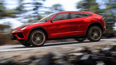Lamborghini Urus - 485kW Twin-Turbo V8 And Plug-In Hybrids Confirmed