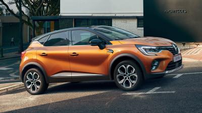 2020 Renault Captur unveiled
