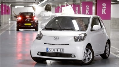 2009 Toyota iQ Crowned Japanese Car Of The Year