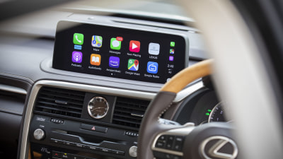 Lexus Australia confirms CarPlay/Android Auto rollout