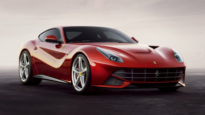 Ferrari F12 Berlinetta Revealed, Most Powerful Production Model To Date