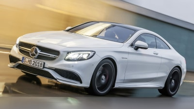 2014 Mercedes-Benz S63 AMG Coupe Revealed