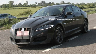 Jaguar XFR-S To Debut In LA: Report