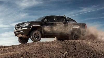 GM Dreams of Electric Trucks
