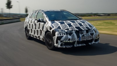 Honda Civic Tourer, Civic Facelift Confirmed For Frankfurt Motor Show