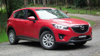 2012 Mazda CX-5 Maxx Sport Diesel Review