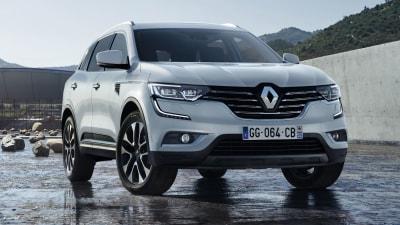 2017 Renault Koleos Revealed Ahead Of Beijing Unveiling