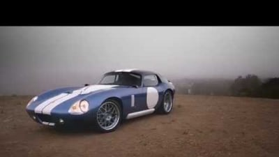 Renovo Coupe: New American, All-Electric Muscle Car - Video