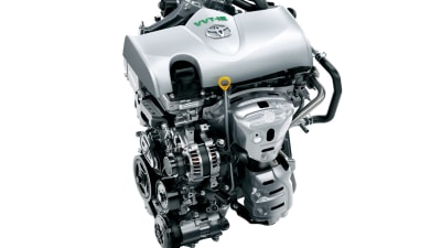 Toyota Planning New Engine Families, Turbocharging On The Cards