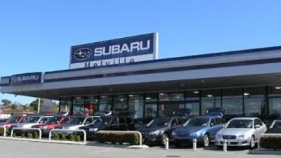 Subaru And Esanda Form Subaru Finance Partnership