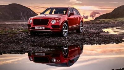 Bent Eight Bentley Bentayga Revealed