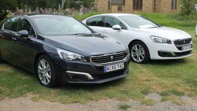 Peugeot 508 Review: 2015 Active And Allure Sedans