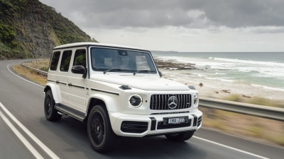 Mercedes-AMG G63 4Matic 2019 review