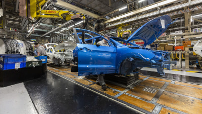 No-deal Brexit an 'existential' threat to UK car industry