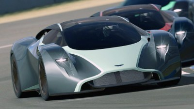 Aston Martin Undecided On Next DB Supercar's Name: Report