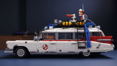 Lego Creator's Ghostbusters ECTO-1 kit: $300 supersized kit
