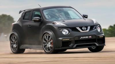 Nissan Reveals 441kW Juke-R 2.0