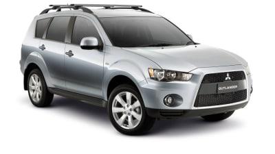 Mitsubishi Outlander ACTiV: Back For More