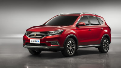 Roewe RX5 SUV Becomes The First Car To Join The Internet Of Things