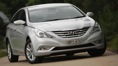 Hyundai Introduces 2.0 Litre i45, New Entry Price