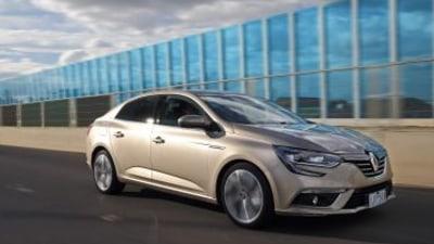 2017 Renault Megane sedan new car review