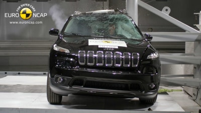 ANCAP: 5-Star Safety For New Cherokee, Rapid, Odyssey, Pathfinder