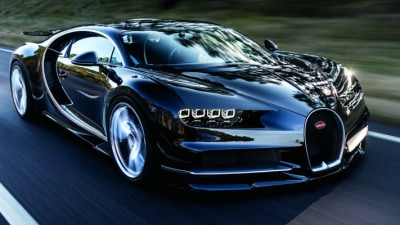 Bugatti Chiron Takes Centre Stage In Geneva - 1119kW 1600Nm 420Km/h Hypercar