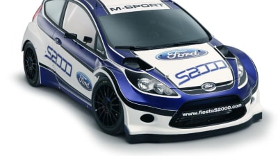 Ford Withdraws Support For WRC Team