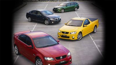 Holden Announces Redline Edition Calais V-Series And SS V-Series Models