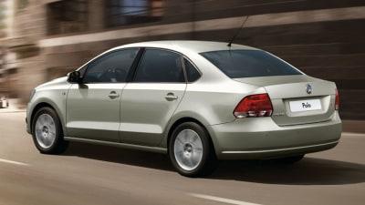 2011 Volkswagen Polo Sedan Unveiled, Australia Debut Unlikely