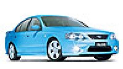 Sporty second-hand sedan
