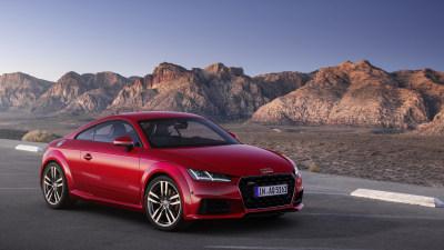 Audi TT update revealed